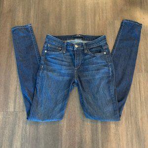 """Joe's Jeans """"The Skinny"""" Helen size 26 dark wash"""